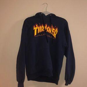 trasher magazine hoodie